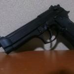 東京マルイ M92F レビュー