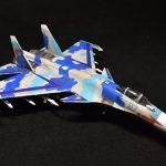 ハセガワ模型 Su-33 フランカーD スカーフェイス1 1/72